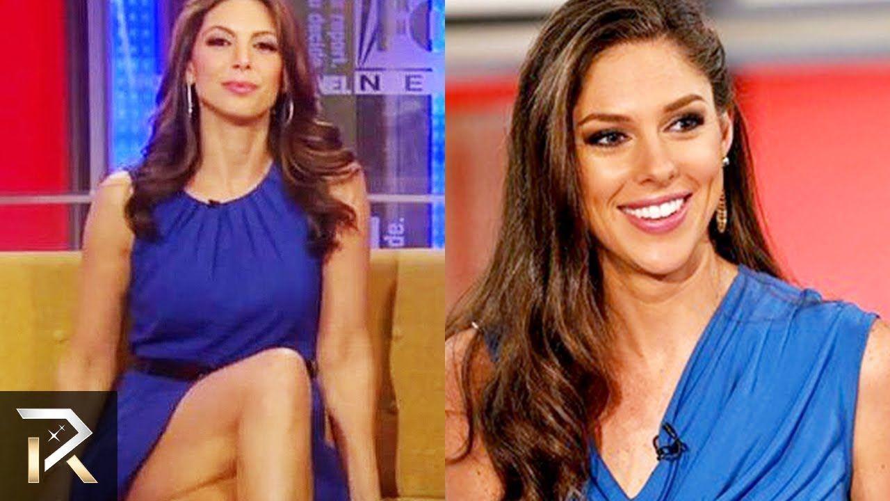 Top 10 Hottest Women News Anchors -Glitzyworld