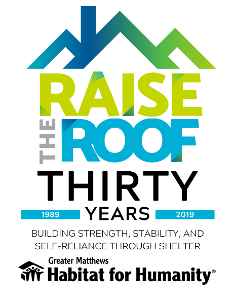 Yammer Raise The Roof Logo Habitat For Humanity Work Smarter Self Reliance