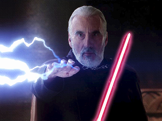 Count Dooku Darth Tyranus Was A Menacing Sith Lord And Central Figure In The Clone Wars Once A Jedi Trained By Star Wars Art Star Wars Universe Star Wars