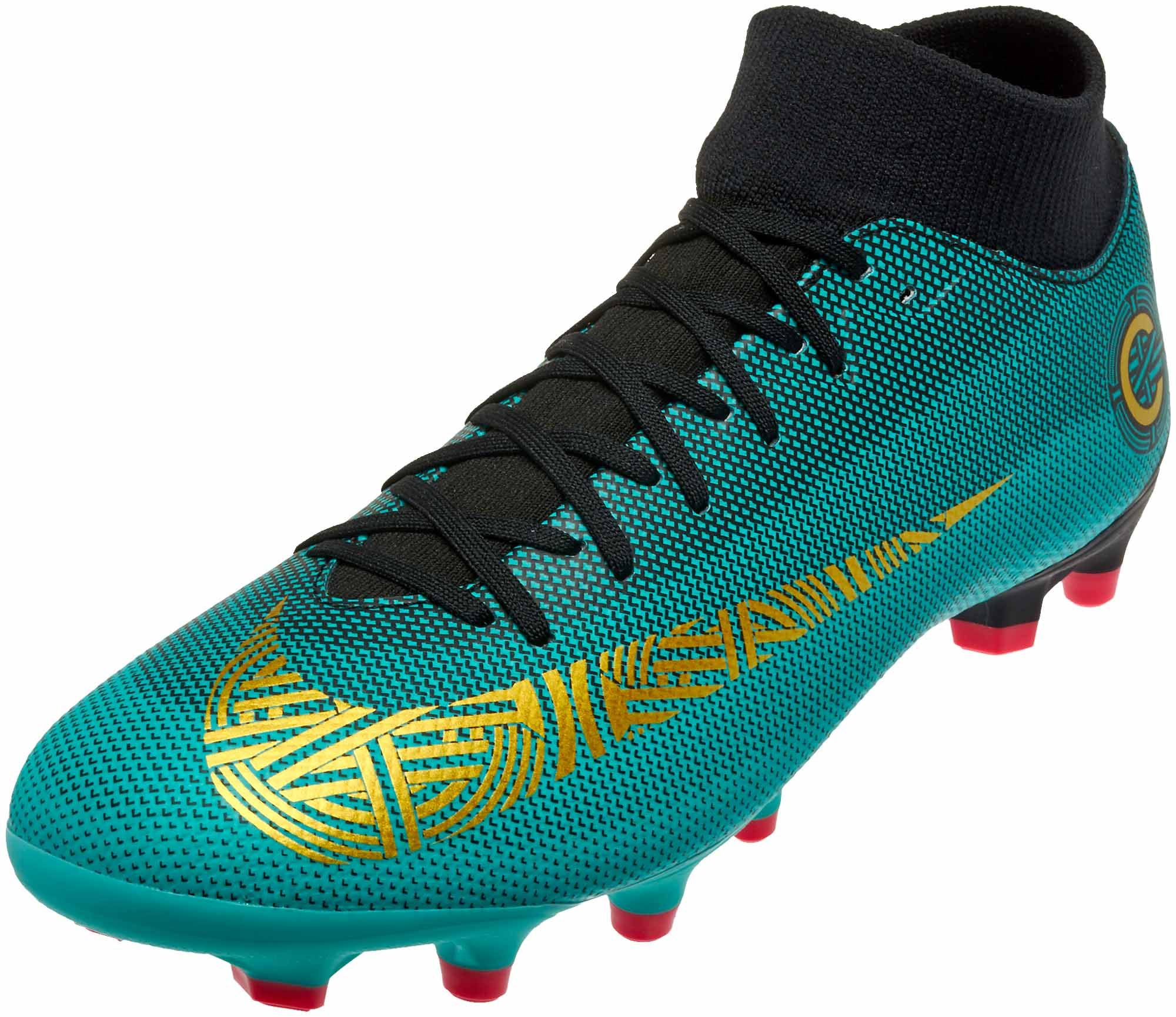 half off 5b198 69731 Nike Mercurial Superfly 6 Academy Soccer Cleats. Get a pair from SoccerPro.