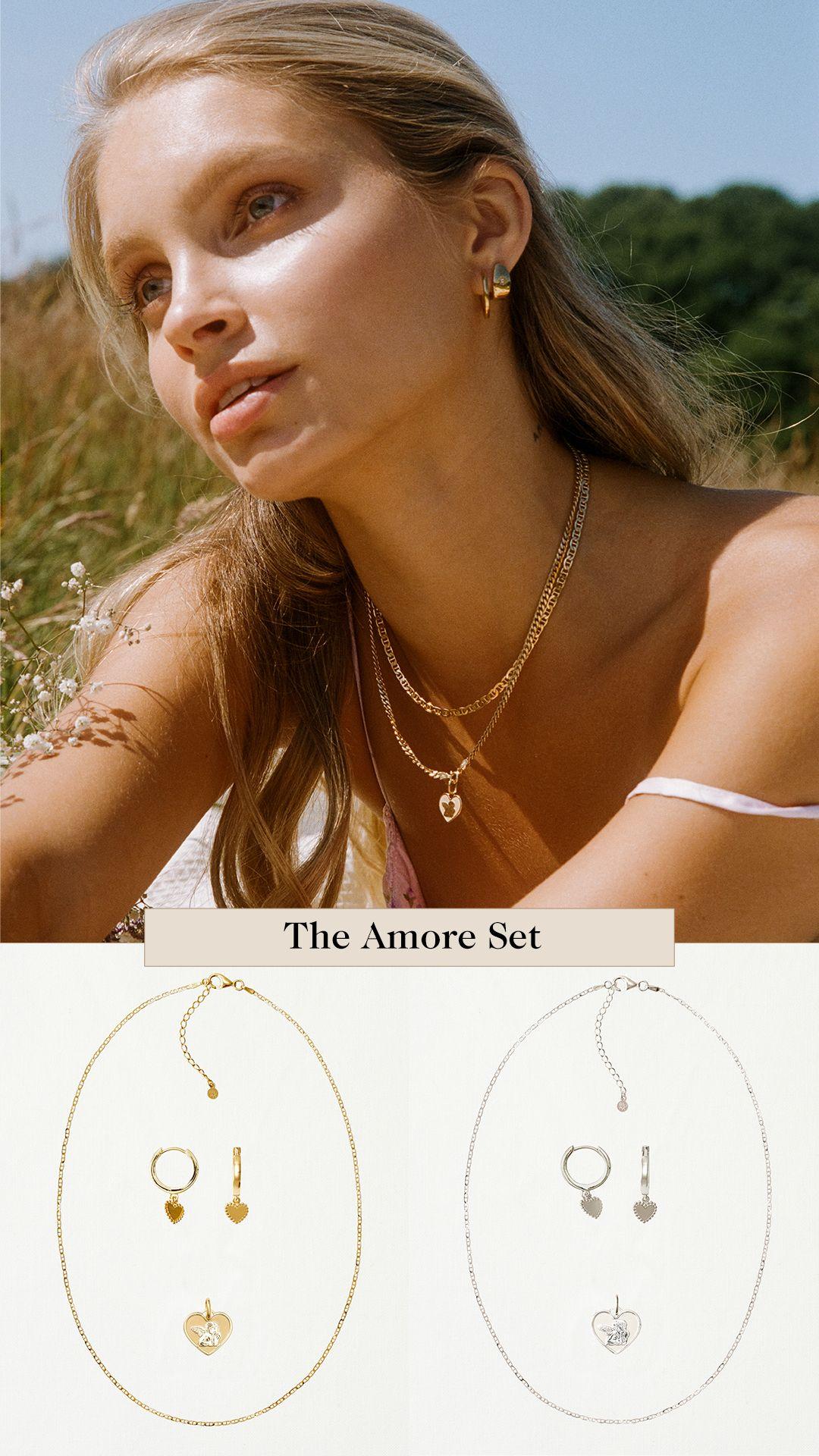 NEW NEW NEW 🌹✨ The Dreamiest of all combos - The Amore Set. Feiere die Liebe diesen Valentinstag mit unserem perfekt abgestimmten Valentinsset ❤️