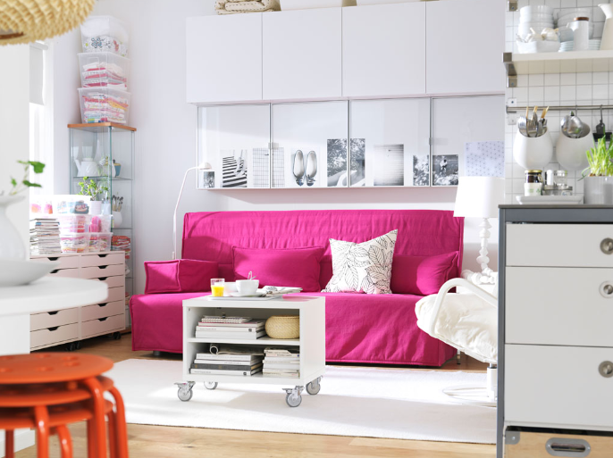Possible color scheme for my bedroom next year?