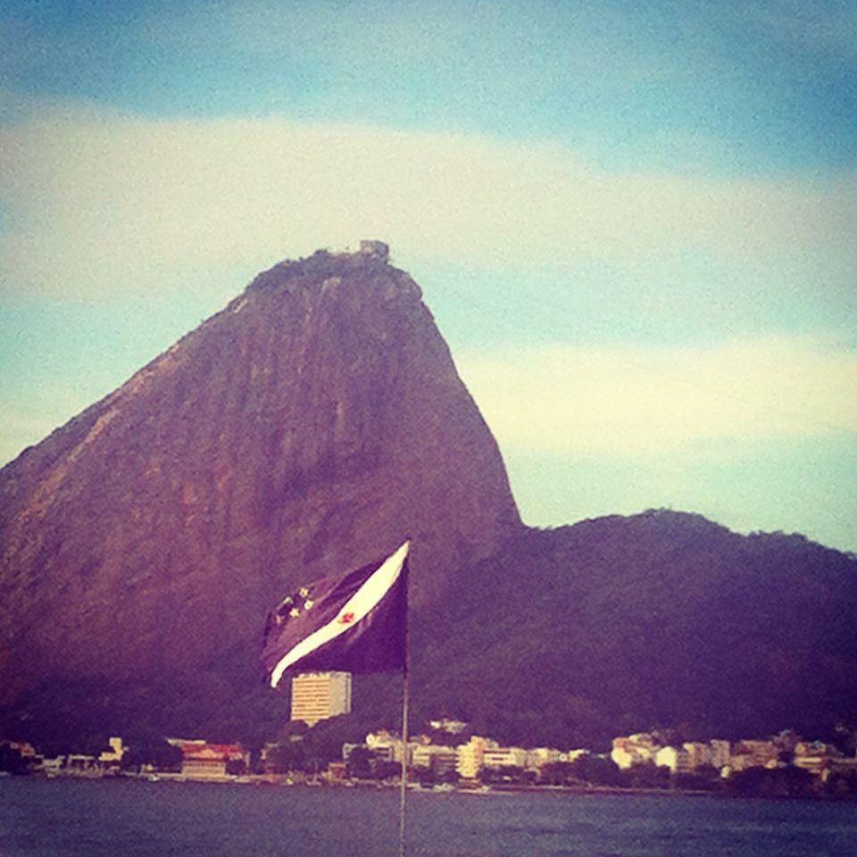 Vasco da Gama e Pão de Açúcar, belezas da Cidade Maravilhosa <3 Rio de Janeiro