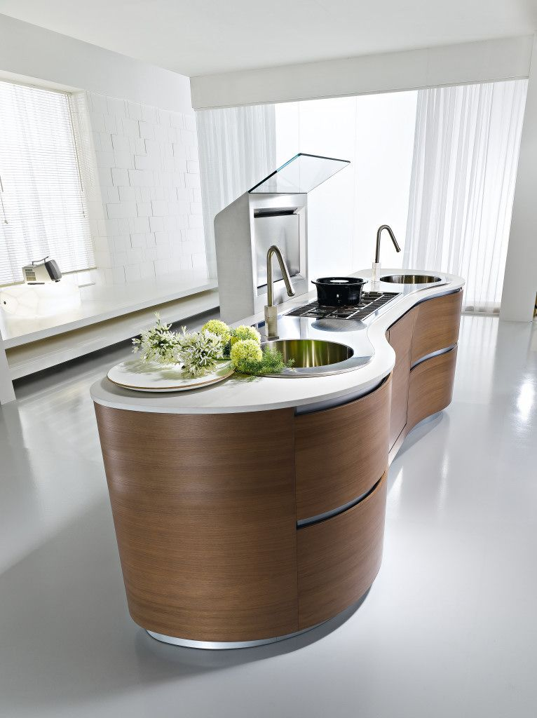 Dune by pedini kitchen