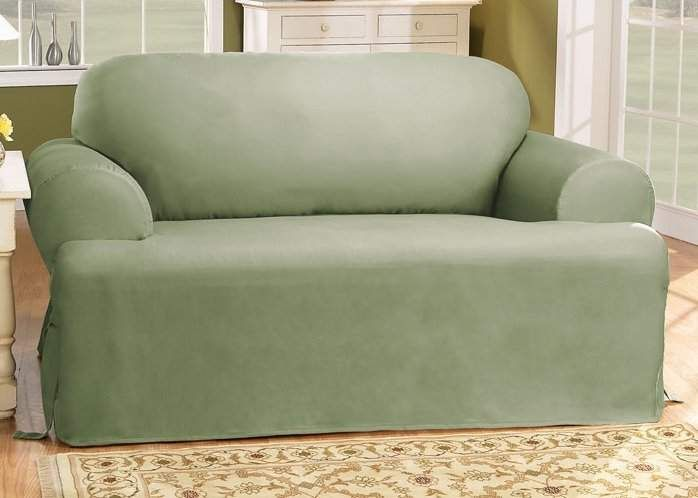 Enjoyable Cotton Duck T Cushion Sofa Slipcover Products In 2019 Interior Design Ideas Grebswwsoteloinfo