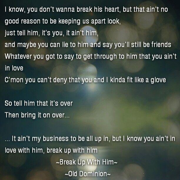 Mario - Break Up Lyrics | MetroLyrics