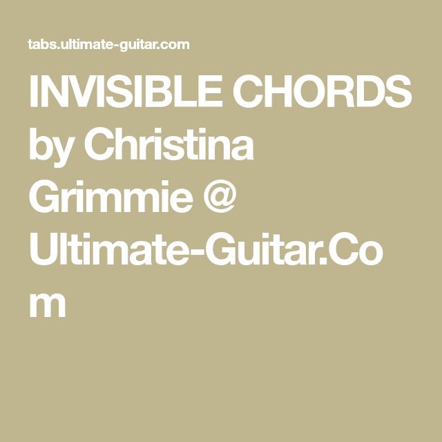 Pin By Kristen Danielson On Guitar Chords Pinterest Christina