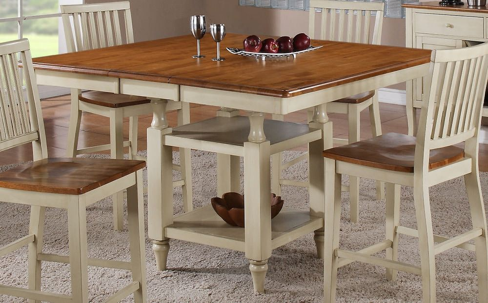 Attractive Counter Height Table Home Depot | Dining Table Ideas | Pinterest