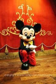 Mickey Moïse...