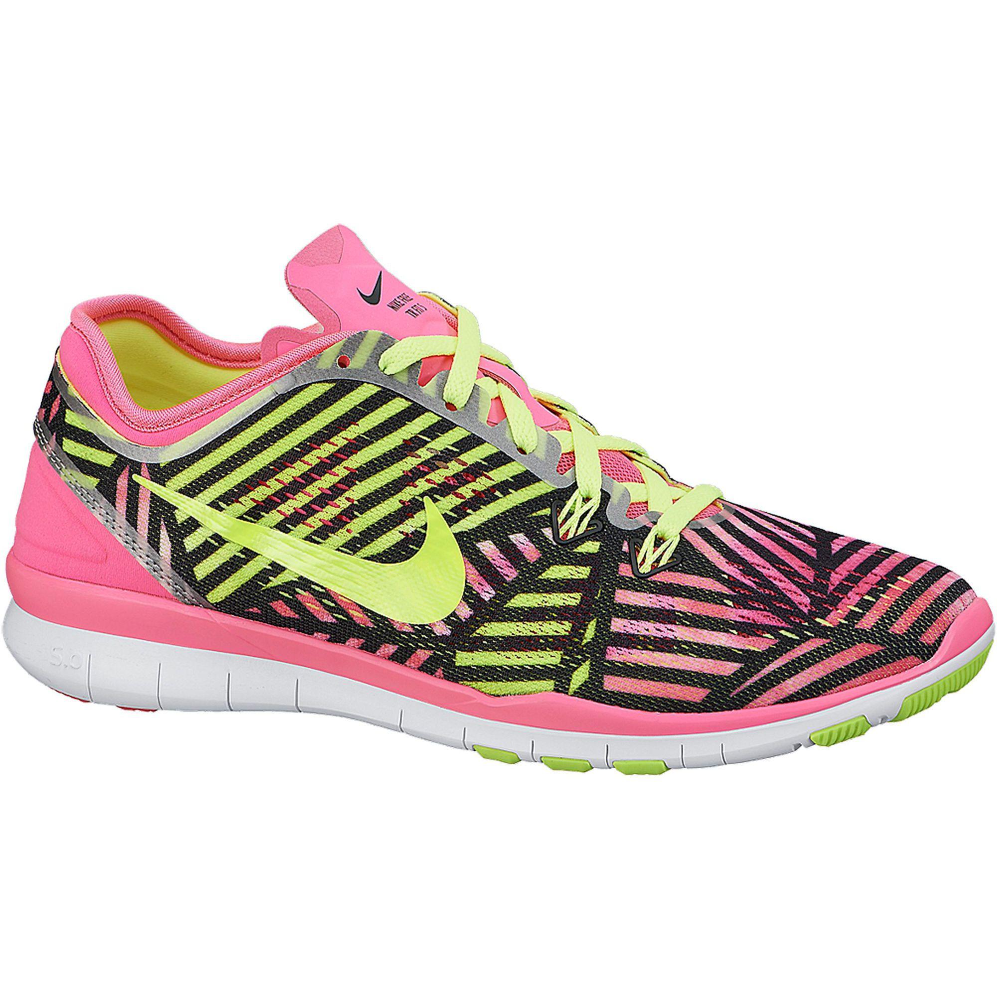 Wiggle Deutschland | Nike - Free 5.0 TR Fit Print Schuhe für Frauen F 15 |