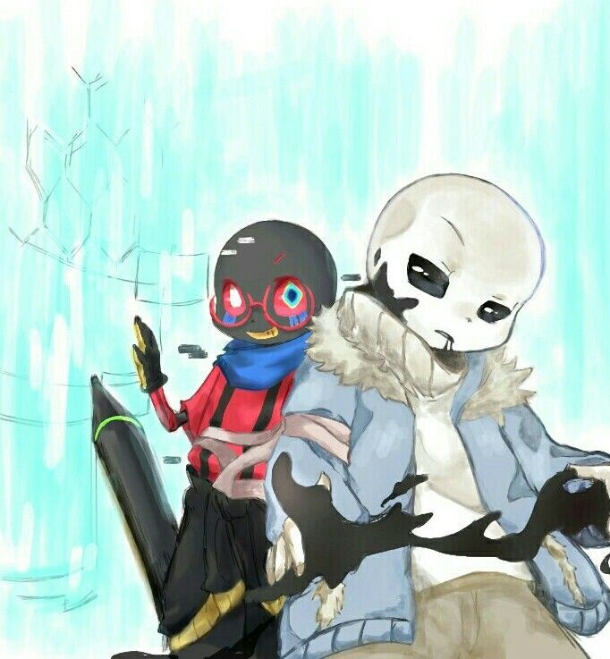 Template & Pale Sans | ![•°UnderTale AUs°•]! | Pinterest | Anime ships