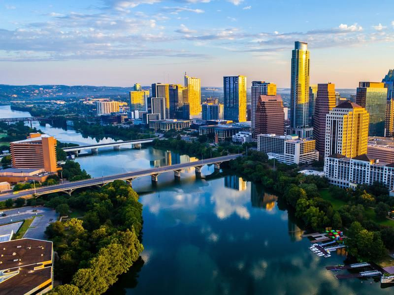 Great Cities To Raise A Family In The U S Best Places To Live Best Cities Austin Skyline