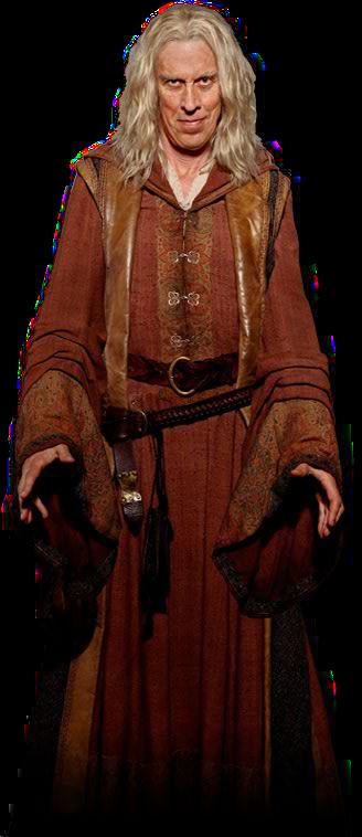 Zeddicus Zul Zurander | Medieval fantasy, Legend, Image