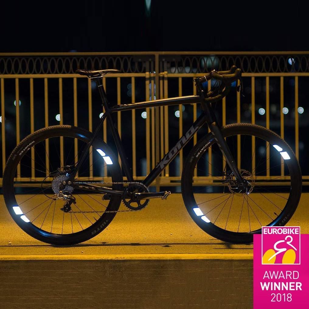 2019 Ultimate Bike Reflector With 360 Visibility With Images