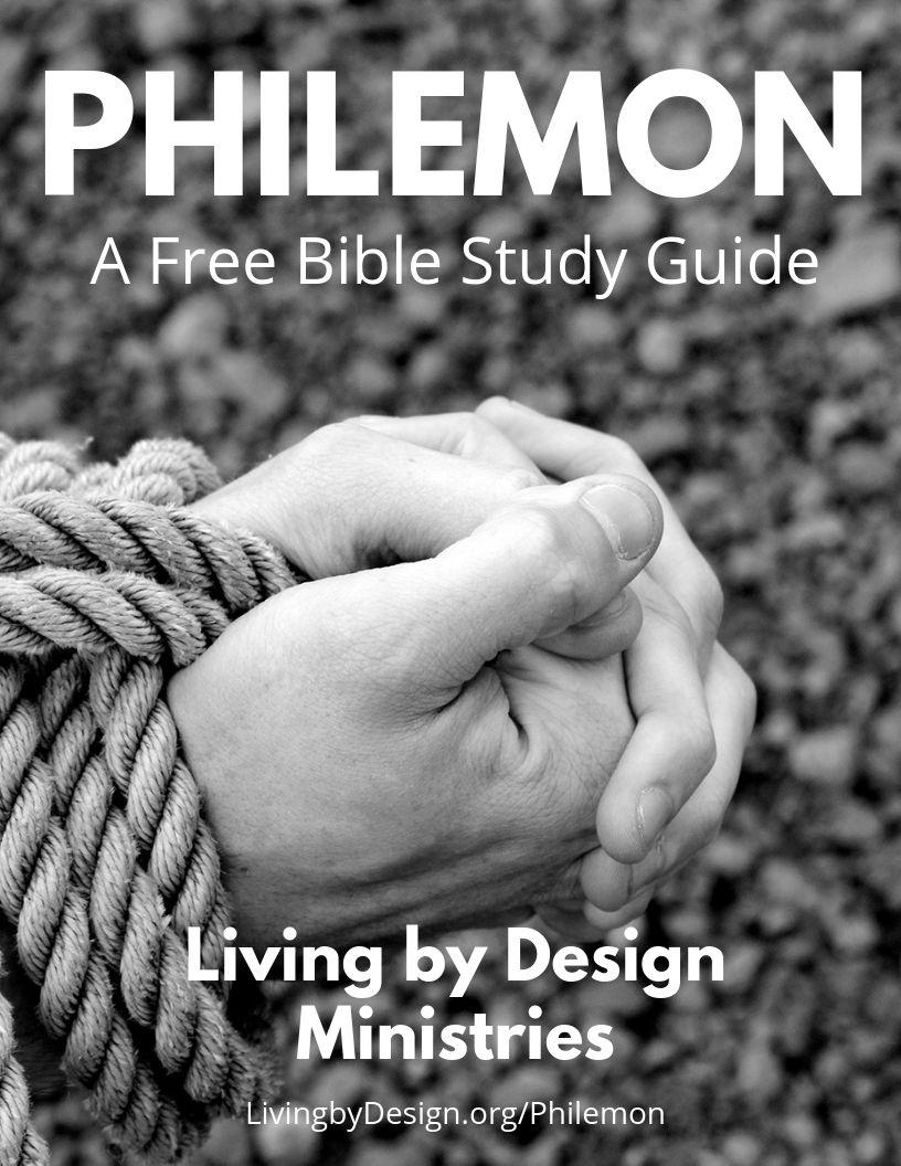 book of philemon bible