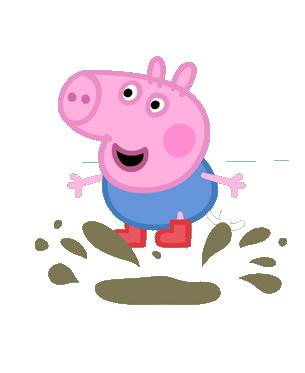 Cartoon Characters Peppa Pig Png Pack Porquinha Peppa Festa