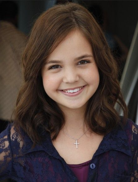 Bailee Madison, Soft Curls Hairstyle Girls Haircuts Cortes de