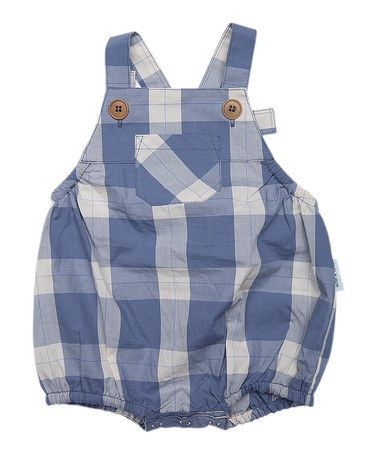 Take a look at this Flint Stone Isolde Shortalls - Infant by MINI A TURE on #zulily today!