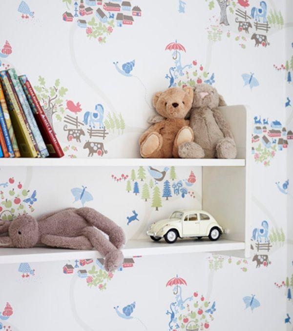 On wallpaperdirect.uk - Emil by Engla & Elliot by Sandberg