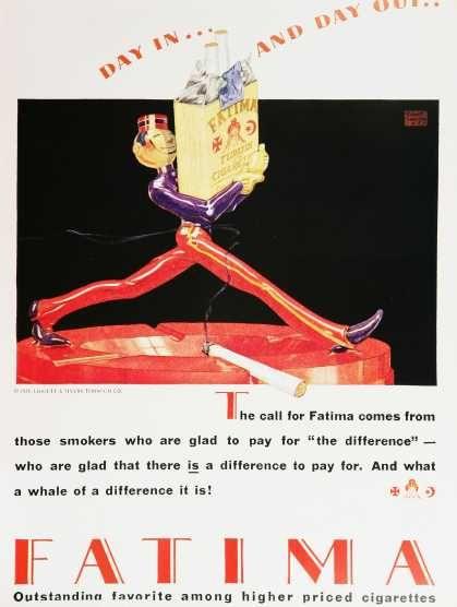 Fatima. 1920's