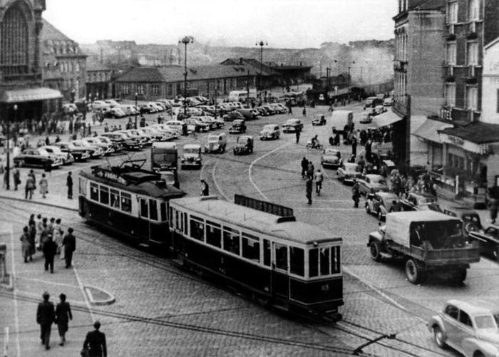 Wo Fuhr Die Erste Straßenbahn