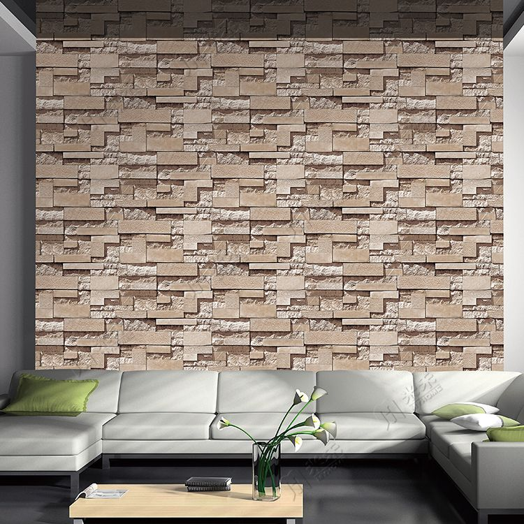 Hot Sale 3d Brick Design Pvc Wallpapers Home Decorative Brick Pattern Wallpaper 3d Brick Wallpaper Brick Design Brick Wallpaper