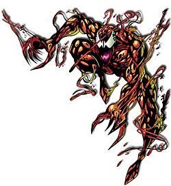 Carnage Comics Wikipedia The Free Encyclopedia Carnage Marvel Cletus Kasady Carnage