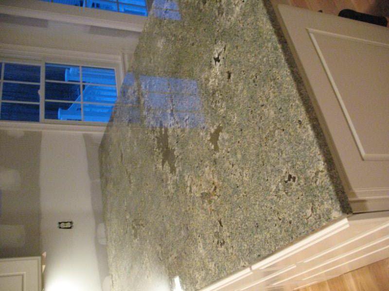 Seafoam Green Granite Lakehouse Pinterest Countertops Kitchen