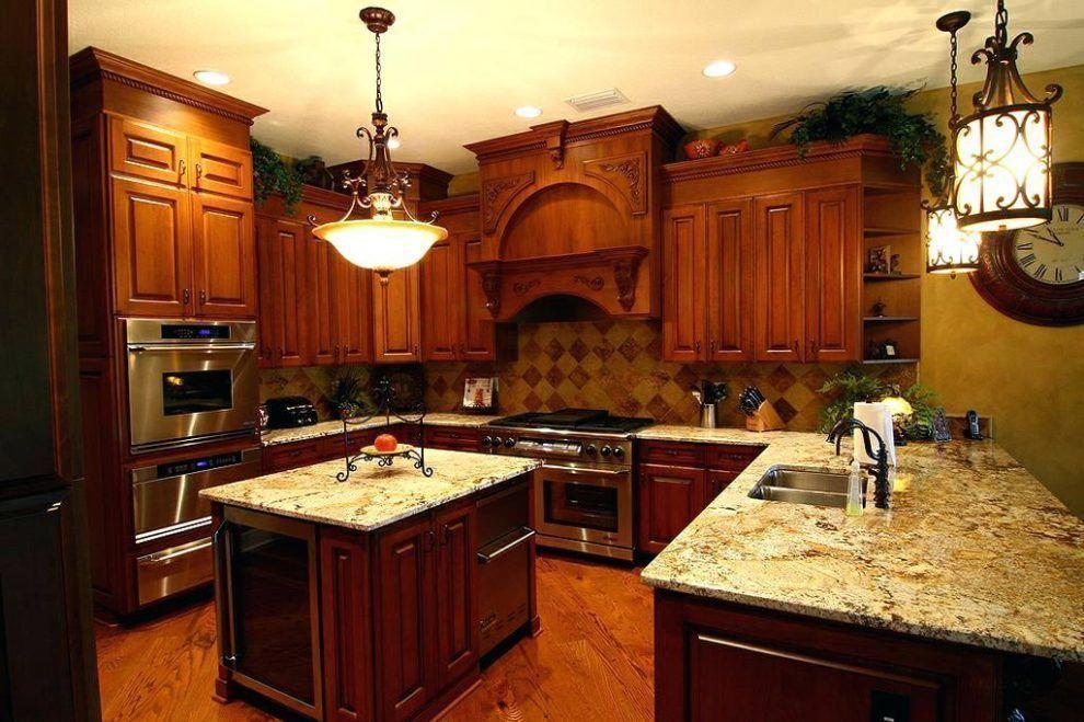 Einzigartige Küche Ansicht Benutzerdefinierte Schränke #Badezimmer - deko ideen küche