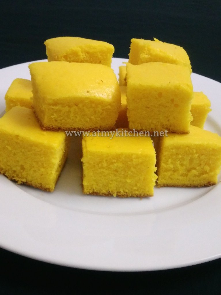 Custard Powder Cake Recipe Eggless Custard Powder Cake Recipe Eggless Custard Cake Recipe In 2020 Custard Cake Recipes Custard Powder Recipes Eggless Cake Recipe