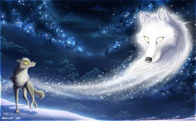 Photo of Heritage Of The Wolf by Amyloup on DeviantArt
