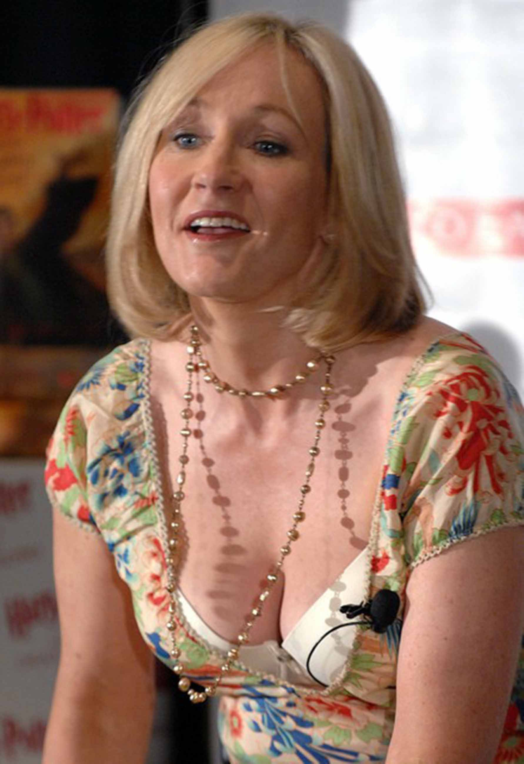 j k rowling and her troublesome bra gorgeous older women oh j k rowling and her troublesome bra