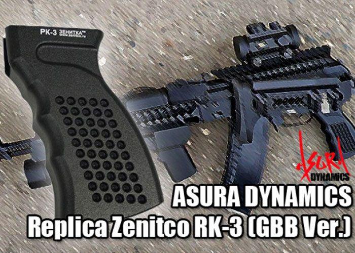 Asura Dynamics RK-3 For AK GBBs   Airsoft   Airsoft, Hand