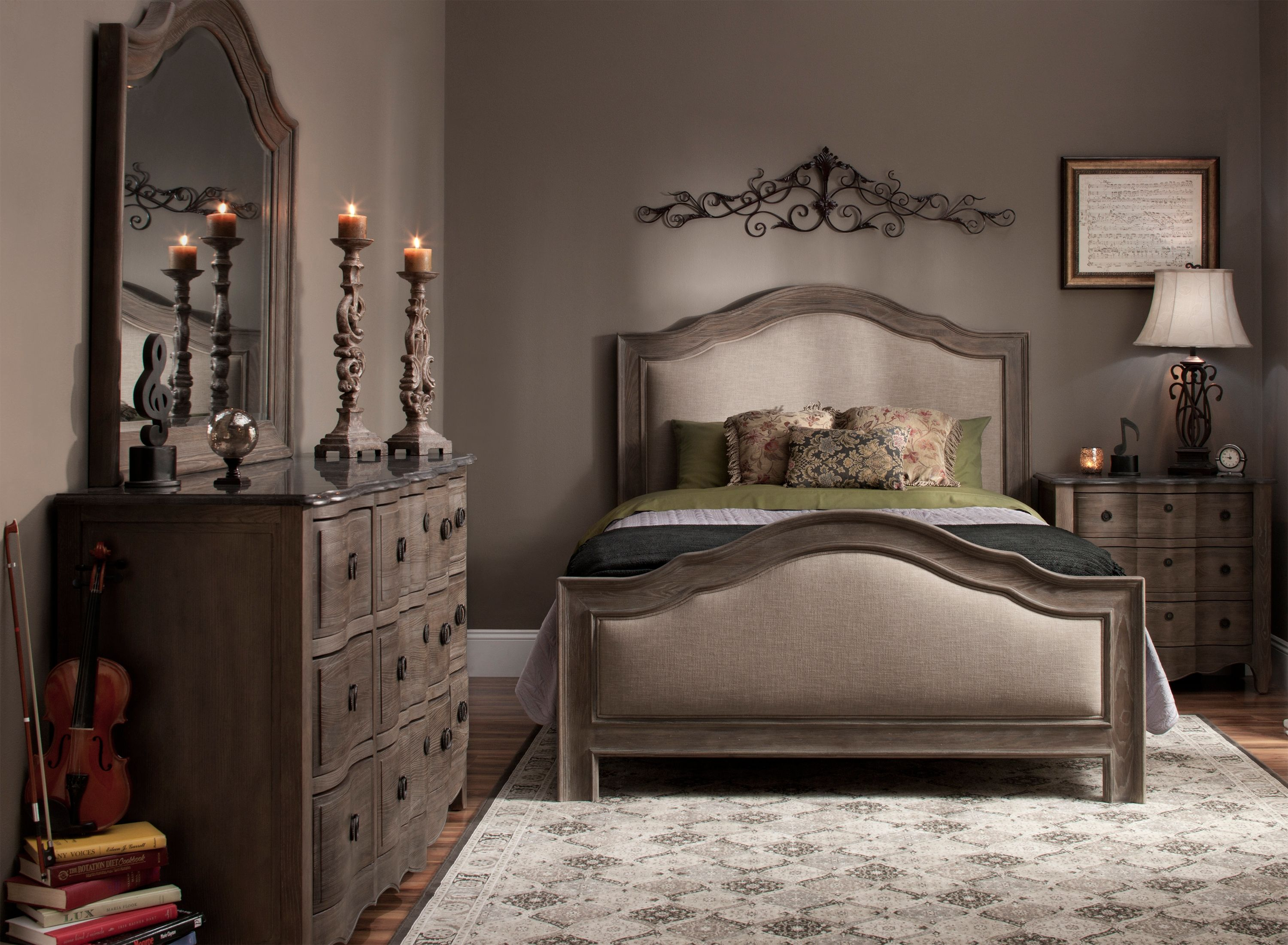 If You Crave A Classic Look In Your Master Suite You Re In For A