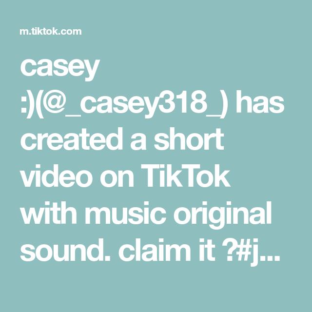 Casey Casey318 Has Created A Short Video On Tiktok With Music Original Sound Claim It Justlike Justc Original Music Funny Minion Memes The Originals
