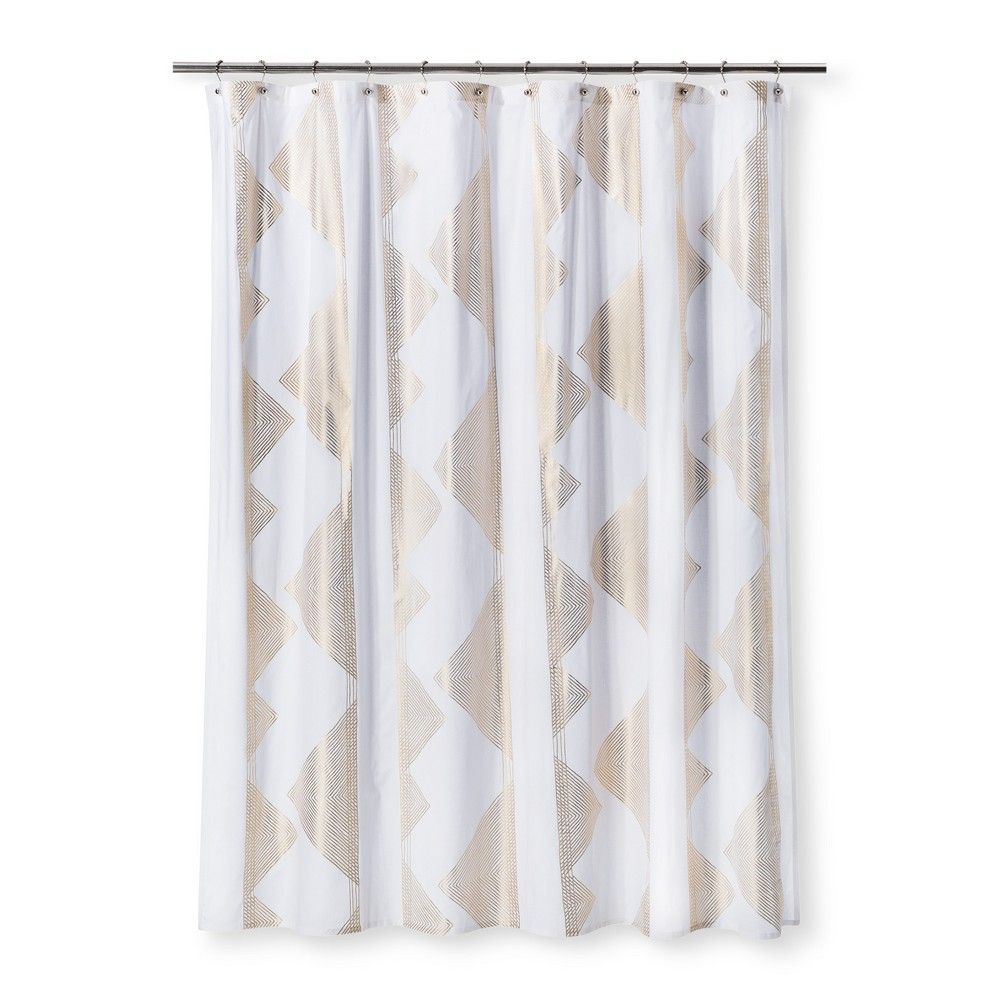 """Essential Home /""""Hollywood Glam/"""" Shower Curtain Hooks"""