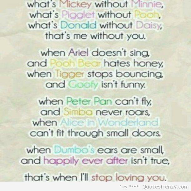 Disney Motivational & Inspirational Quotes On Pinterest