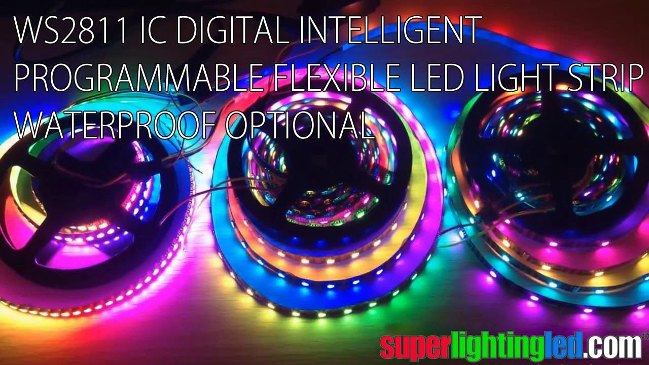 led edit2014 with ws2811 ic digital intelligent programmable led light s christmas lightsled