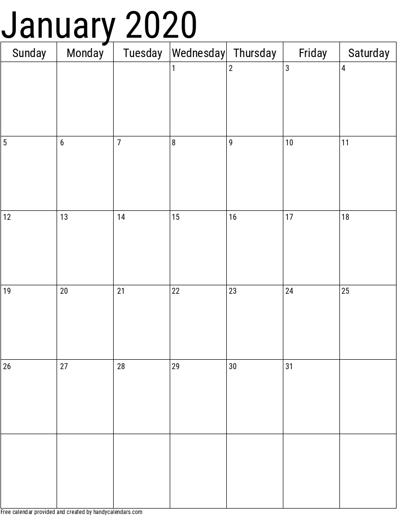 Vertical 2020 And 2021 Calendar Templates In 2020 Vertical Calendar Calendar Template Calendar