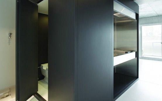 Coole, Moderne Badezimmer für Kleine Wohnung \u2013 Subaco durch - kleine moderne badezimmer