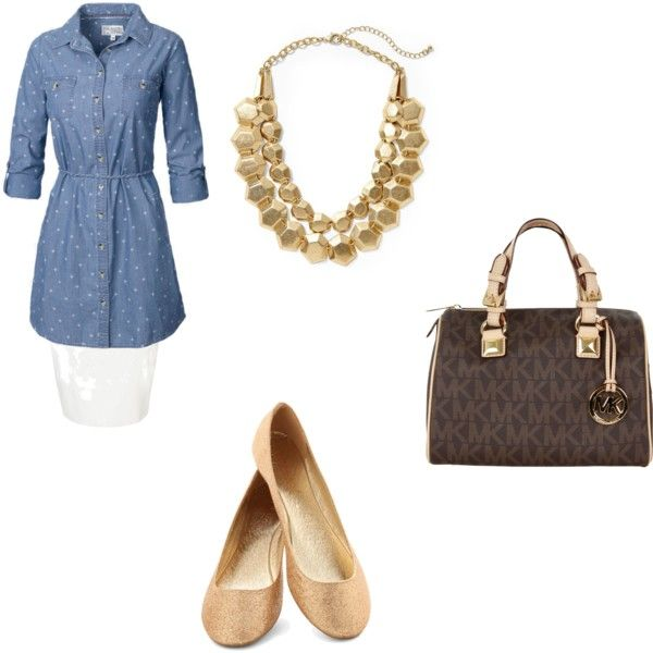 """""""Glam casual"""" by frumfashionmaven on Polyvore"""