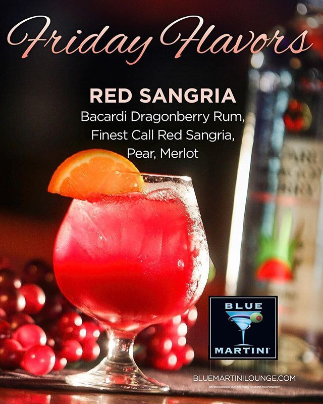 Our Red Sangria makes for The Perfect Summer #Cocktail!  The Red Sangria pairs Bacardi Dragon Berry with Wine....yummy!!!