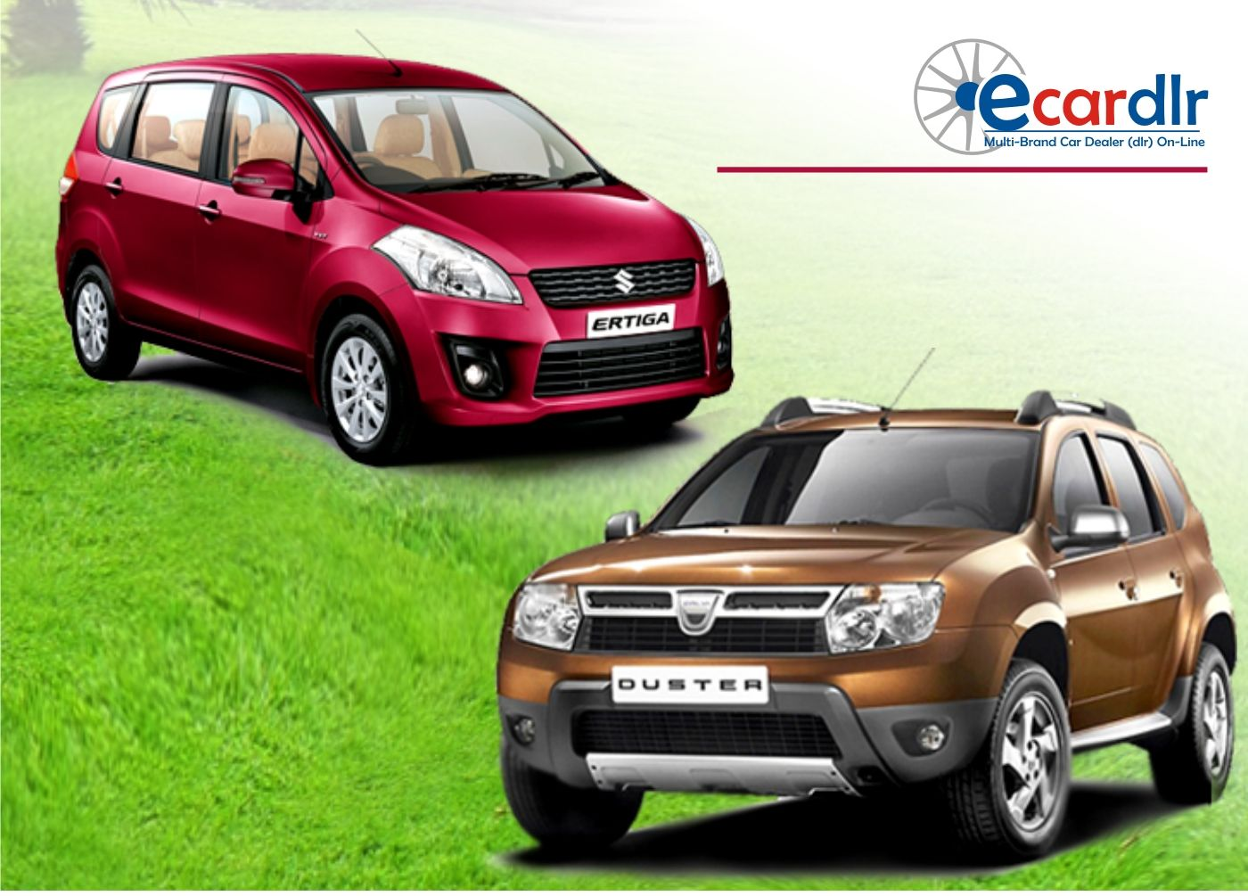 Comparison between Maruti Suzuki Ertiga vs Renault Duster