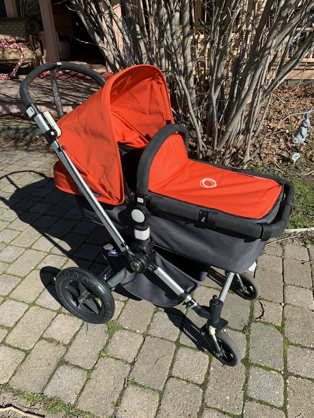 Bugaboo Cameleon Travel System Stroller Bonus travel case