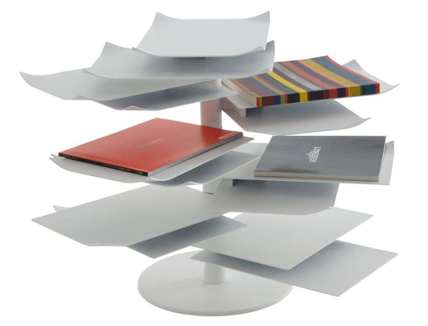 12 mesas criativas para colocar revistas - Assuntos Criativos
