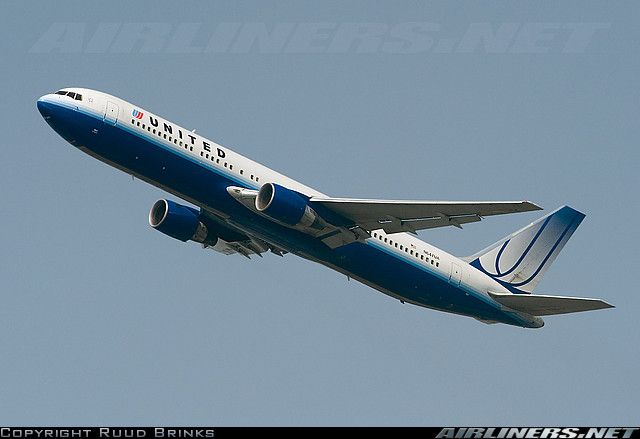 Boeing 767-322/ER aircraft picture