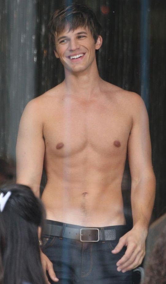 Matt lanter naked