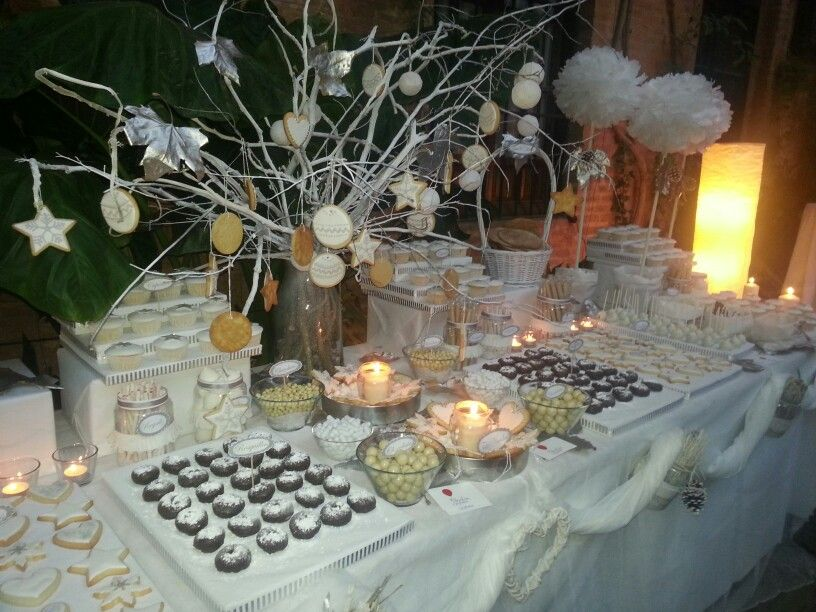 Dise o y decoraci n de eventos sevilla mesa dulce para for Decoracion mesas dulces