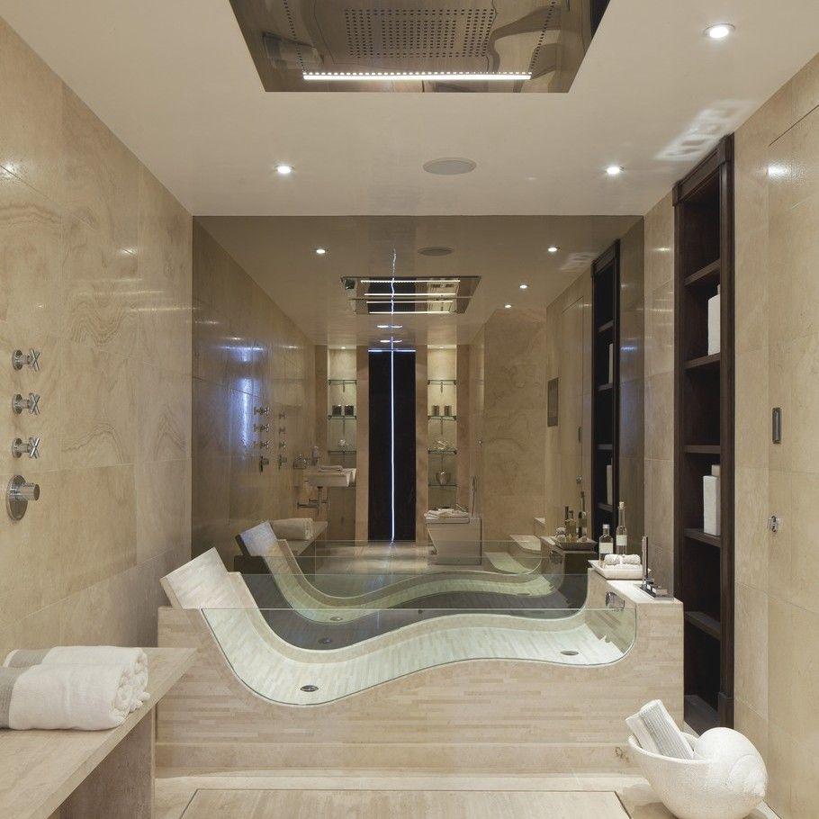 20 baignoires tomber par terre que vous aurez absolument envie d 39 avoir chez vous bathroom. Black Bedroom Furniture Sets. Home Design Ideas