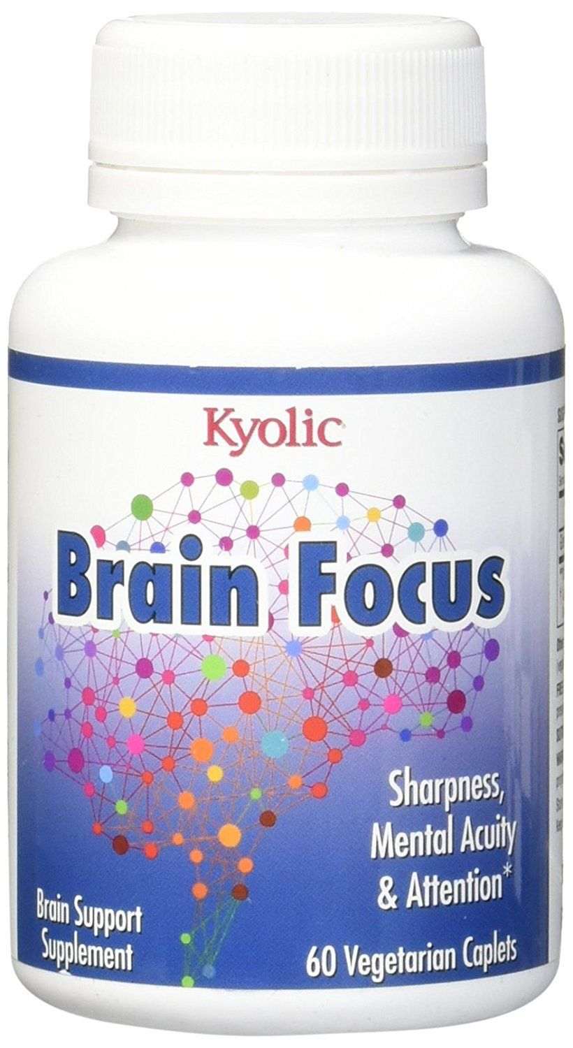 Buy herbal supplements 1000 count capsules - Kyolic Brain Focus Caplets 120 Mg 60 Count Quickly View This Special Product Click The Image Herbal Supplements